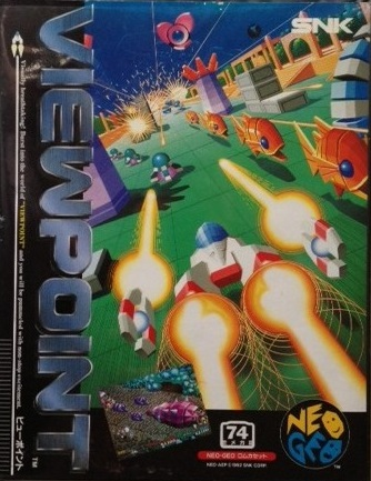 view-point-neo-geo-aes-occasion